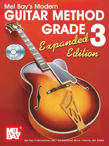 9780786675456: Modern Guitar Method Grade 3 Expanded ed