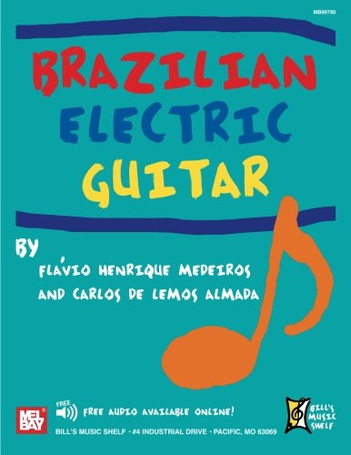 9780786675814: Brazilian Electric Guitar