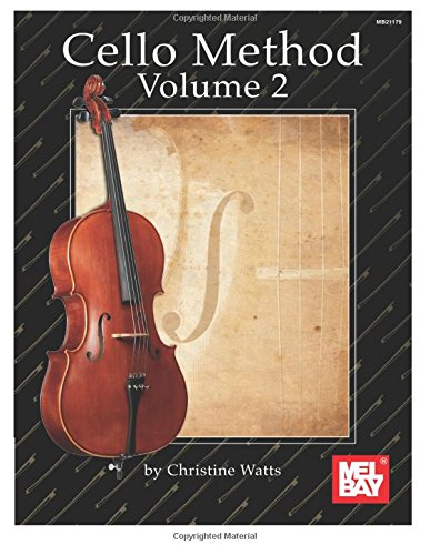 9780786675845: Cello Method II