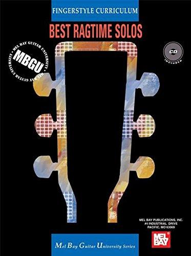 9780786675975: Mel Bay Best Ragtime Solos (Fingerstyle Curriculum) (Fingerstyle Curriculum)