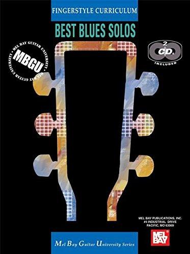 9780786675982: Best Blues Solos (MBGU: Fingerstyle Curriculum)