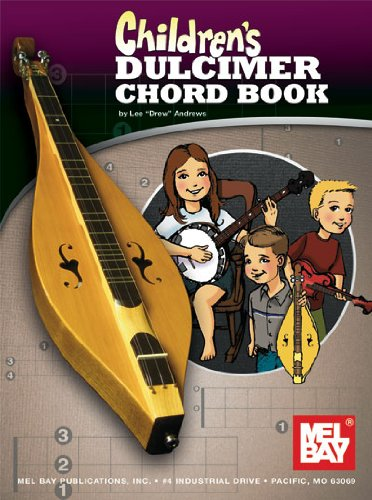 9780786676187: Children's Dulcimer Chord Book