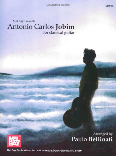 9780786676231: Antonio Carlos Jobim for Classical Guitar