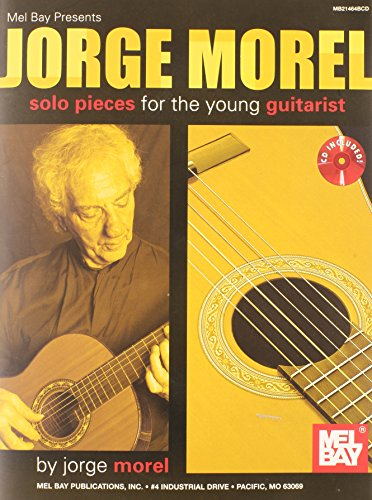 9780786676262: Jorge Morel: Solo Pieces for the Young Guitarist