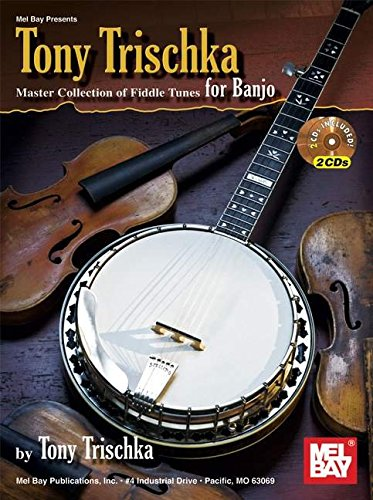 9780786676316: Tony Trischka Master Collection of Fiddle Tunes for Banjo