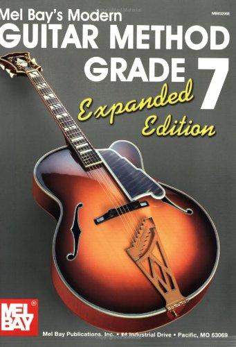 9780786676446: Modern Guitar Method Grade 7, Expanded Edition