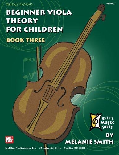 9780786676491: Beginner Viola Theory For Children, Book 3