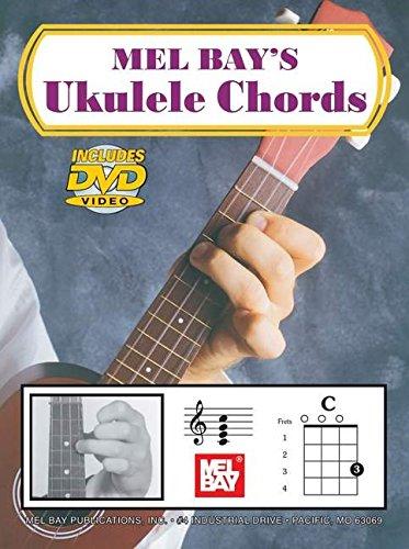 9780786676668: Mel Bay Ukulele Chords