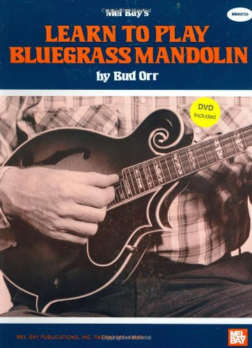 9780786676750: LEARN TO PLAY BLUEGRASS MANDOLIN
