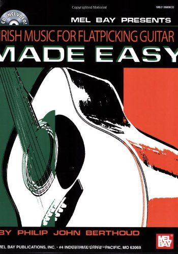 9780786676927: Irish Music for Flatpicking Guitar Made Easy