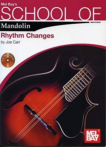 9780786677016: School of Mandolin: Rhythm Changes Book/CD Set