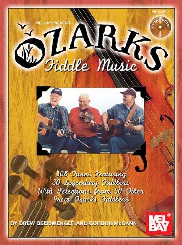 9780786677306: Ozarks Fiddle Music