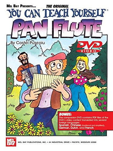 9780786677405: You Can Teach Yourself Pan Flute
