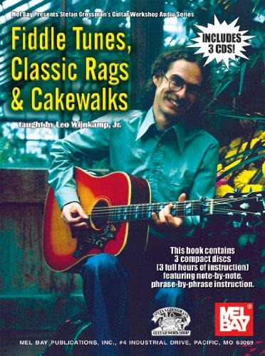 9780786677634: Fiddle Tunes, Classic Rags & Cakewalks (Stefan Grossman's Guitar Workshop) (Stefan Grossman's Guitar Workshop Audio)