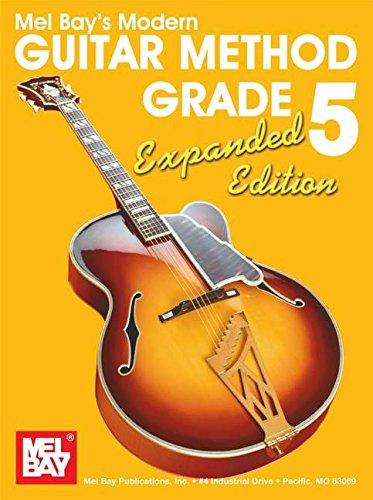 9780786677658: Modern Guitar Method Grade 5/Expanded Edition