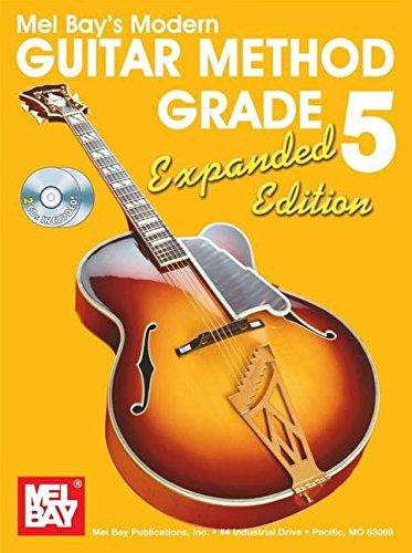 9780786677665: Modern Guitar Method Grade 5/Expanded Edition