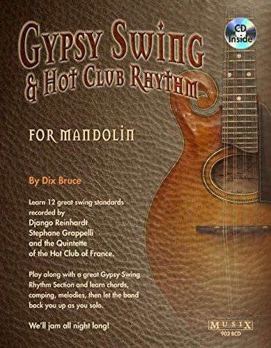 9780786677733: Gypsy Swing & Hot Club Rhythm for Mandolin