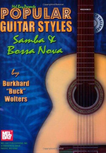 9780786677771: Mel Bay presents Popular Guitar Styles - Samba & Bossa Nova