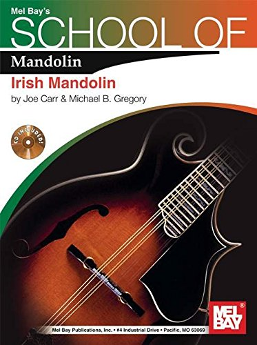 9780786677788: School of Mandolin: Irish Mandolin