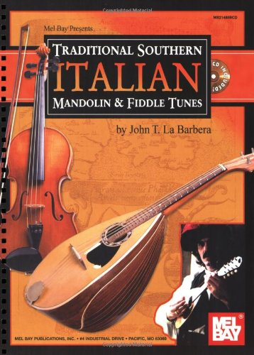 9780786677832: Traditional Southern Italian Mandolin and Fiddle Tunes