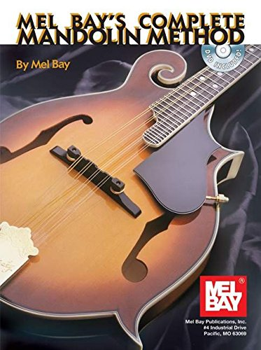 9780786677870: Mel Bay's Complete Mandolin Method