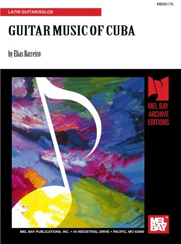 9780786677894: GUITAR MUSIC OF CUBA: LATIN GUITAR/SOLOS