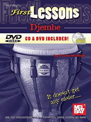 9780786677993: First Lessons Djembe