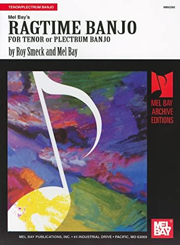 9780786678099: Ragtime Banjo For Tenor or Plectrum Banjo