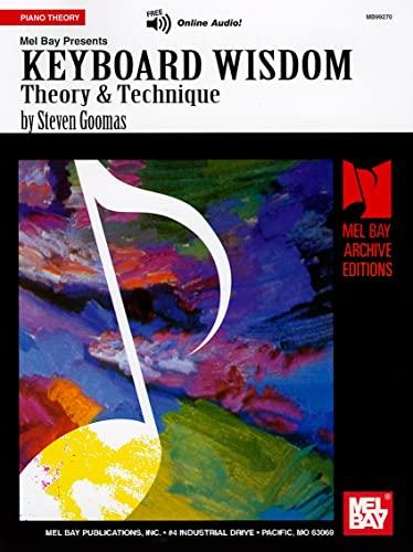 9780786678280: Keyboard Wisdom (Mel Bay Archive Editions)