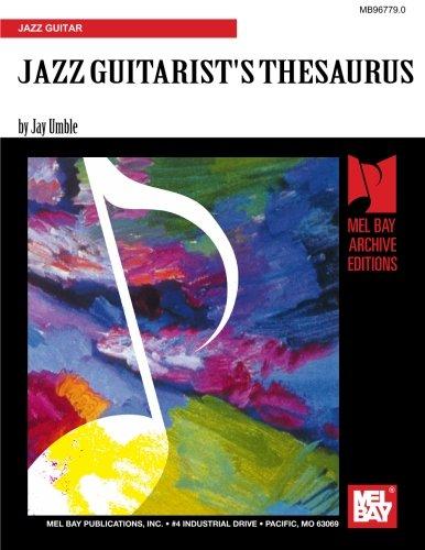 Jazz Guitarist's Thesaurus: Jay Umble