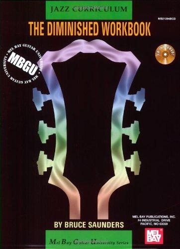 9780786679201: MBGU: Jazz Curriculum, Diminished Workbook (Mel Bay Guitar University)