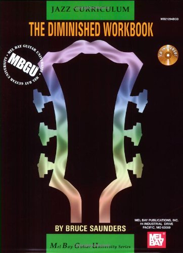 9780786679201: Jazz Curriculum: The Diminished Workbook