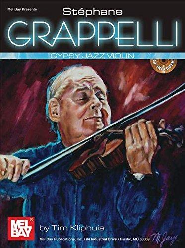 9780786679584: Grappelli Stephane Gypsy Jazz Violin CD (Mel Bay Presents)