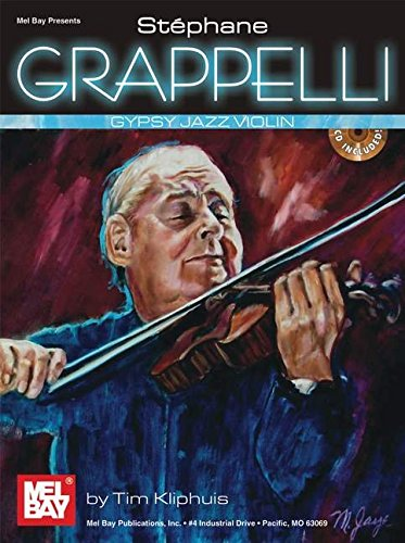 9780786679584: Stephane Grappelli Gypsy Jazz Violin