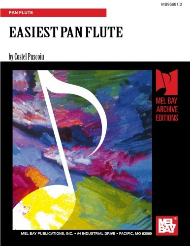 EASIEST PAN FLUTE: Puscoiu, Mr. Costel