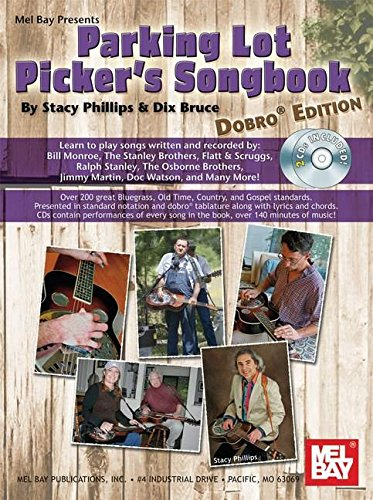 9780786680184: Parking Lot Picker's Song: Dobro Edition
