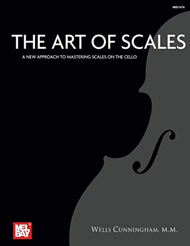 9780786680283: ART OF SCALES (FOR CELLO)