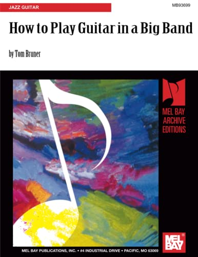 9780786680504: How to Play Guitar in a Big Band: Jazz Guitar