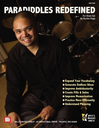 9780786680658: PARADIDDLES REDEFINED FOR DRUMSET