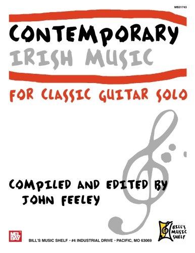 9780786680665: Contemporary Irish Music for Classic Guitar Solo