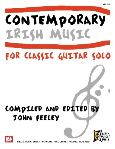 9780786680665: Contemporary Irish Music for Classic Guitar Solo