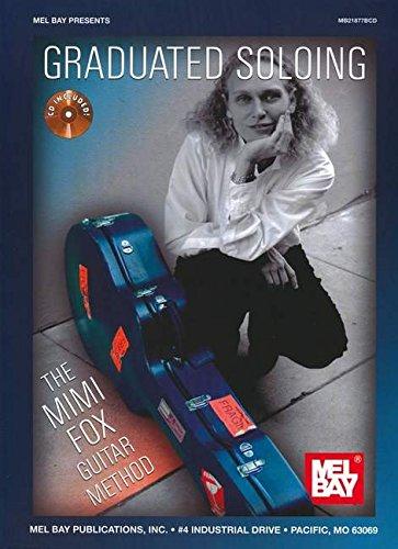 9780786681389: Graduated Soloing Book/CD Set The Mimi Fox Guitar Method
