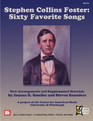 9780786681488: Stephen Collins Foster: 60 Favorite Songs