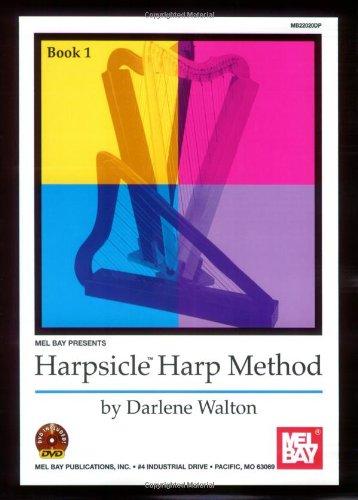 9780786681501: Harpsicle Harp Method, Book 1