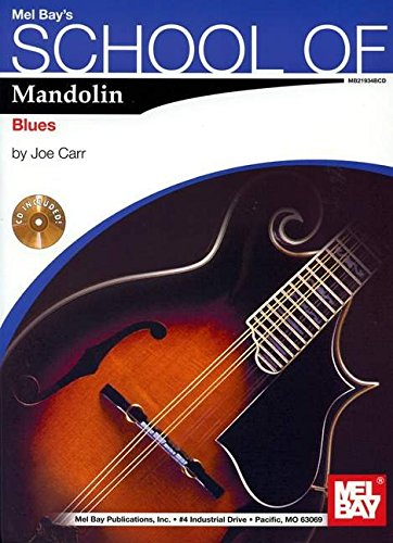 9780786681594: School of Mandolin - Blues