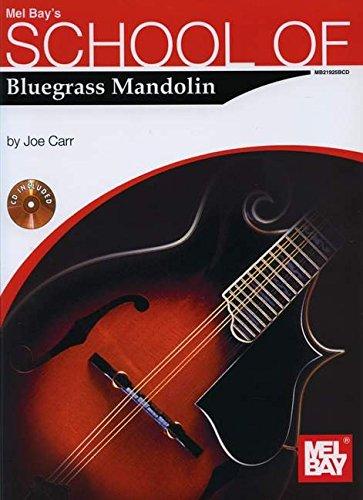 9780786681600: School of Bluegrass Mandolin