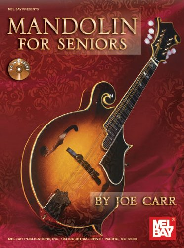 9780786681617: Mel Bay presents Mandolin for Seniors