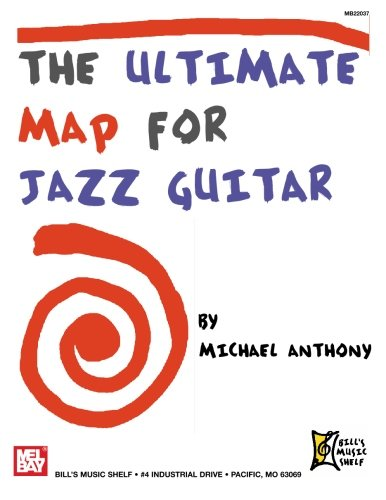 9780786681716: The Ultimate Map for Jazz Guitar