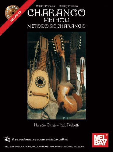 9780786681723: Charango Method