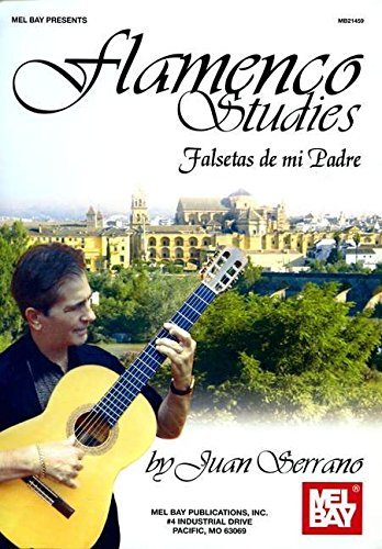 9780786681730: Flamenco Studies: Falsetas de mi Padre